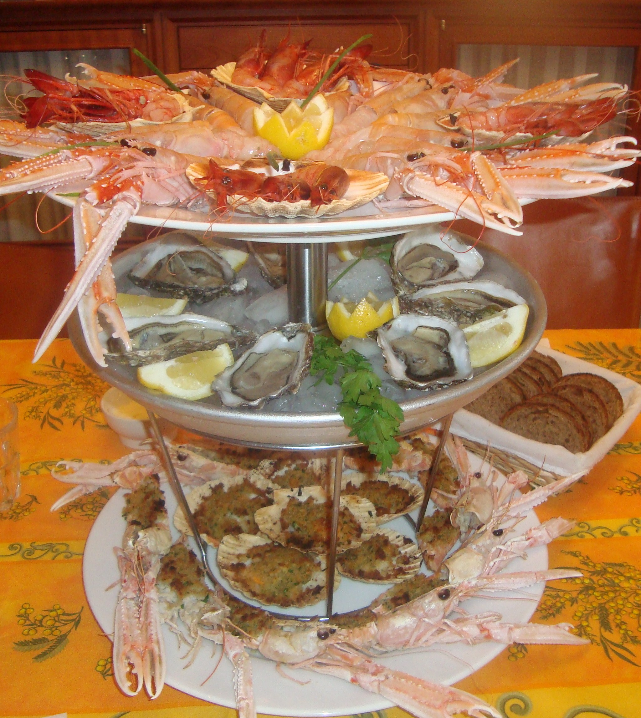 Antipasti Di Pesce La Cucina Di Lalla Pagina 2 #AF691C 2048 2295 Foto Di Mattonelle Per Cucina