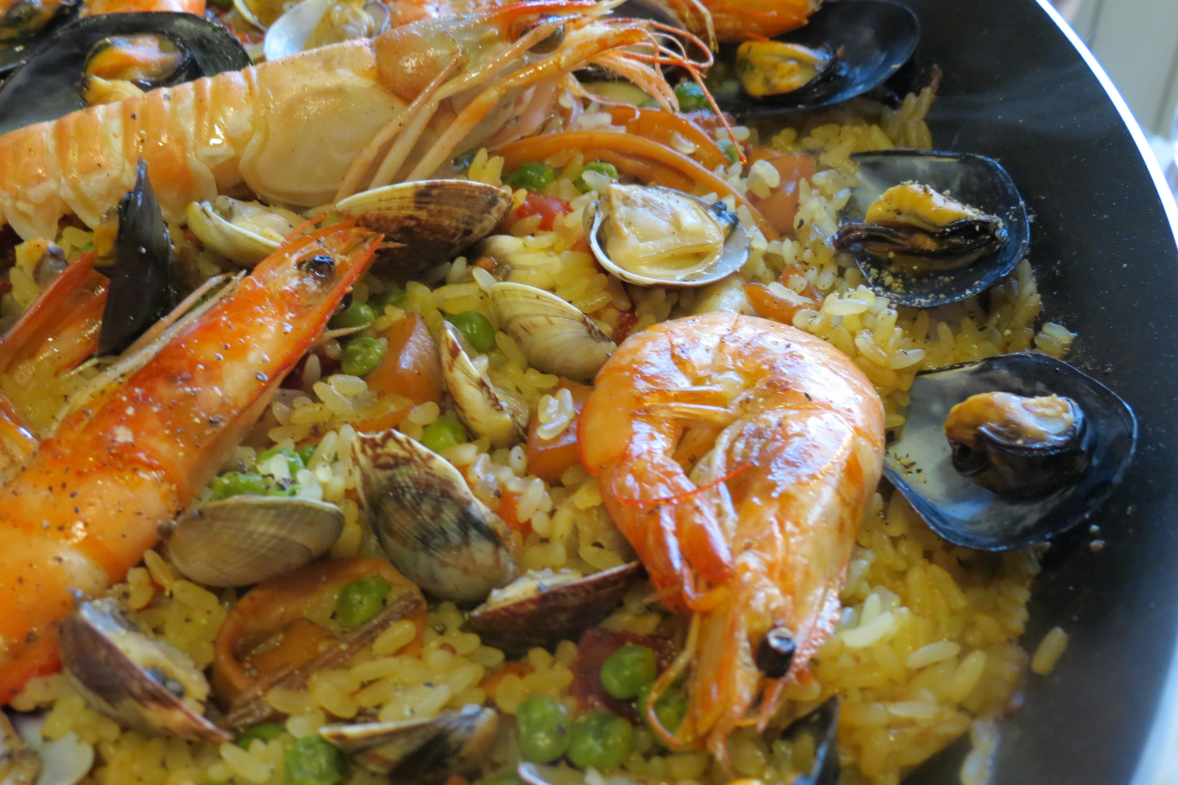 Paella De Pescado La Cucina Di Lalla | Tattoo Design Bild - photo#1
