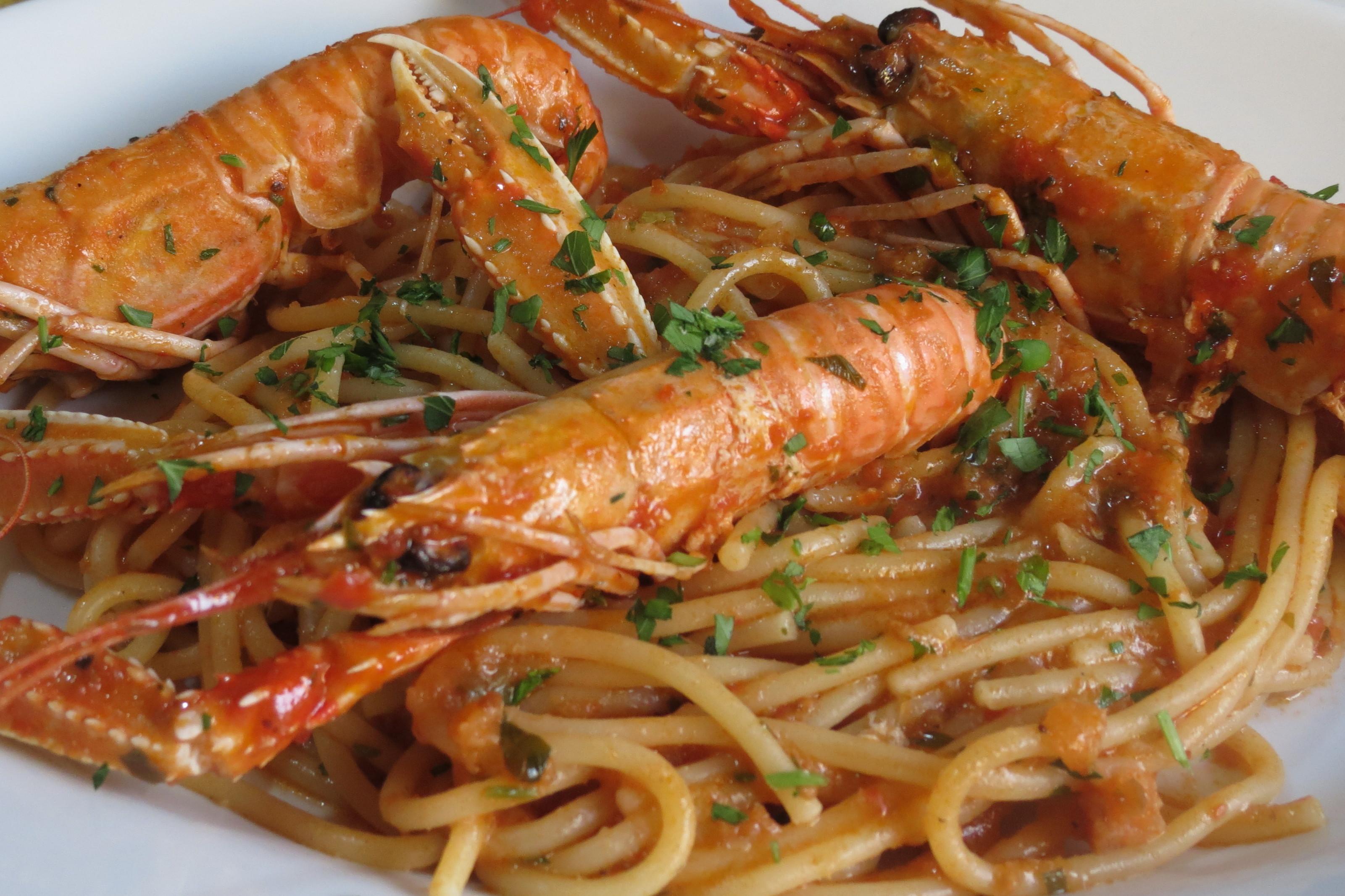 Miei Spaghetti Alla Busara La Cucina Di Lalla #B54916 3201 2132 Foto Di Mattonelle Per Cucina